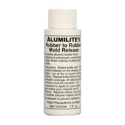 Alumilite Rubber To Rubber Mold Release