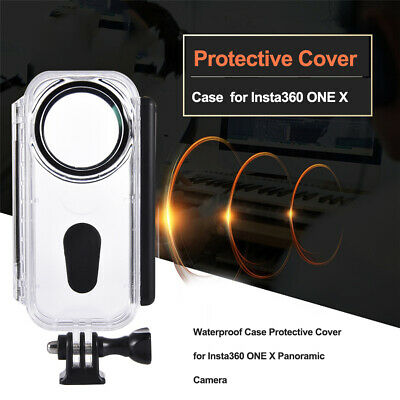 For Insta360 One X  Waterproof Housing Case Camera Underwater Diving Protective