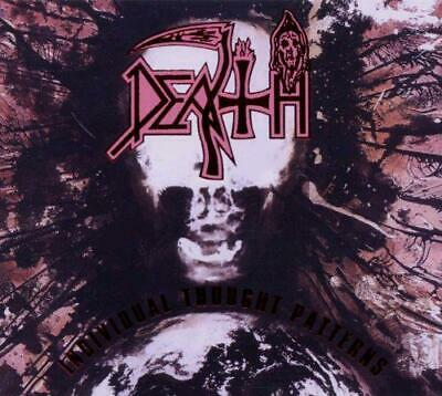 Death Individual Through Patterns Deluxe Cd Technical Death Metal New