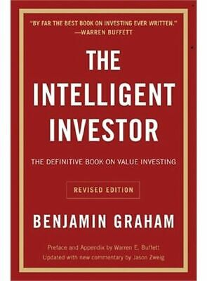 🔥 Exclusive 🔥 The Intelligent Investor by Benjamin Graham 📖 P*D*F 📖
