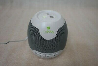 HoMedics myBaby Soundspa Lullaby Sounds and Projector 6 Soothing Sounds