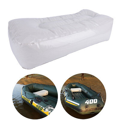Inflatable Air Seat Portable Cushion for Inflatable Boat Outdoor Camping S~GN