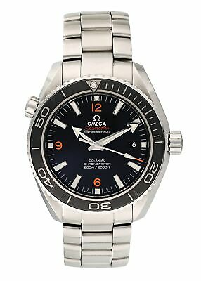 Omega Seamaster Planet Ocean 232.30.46.21.01.003 Co-Axial  Mens Watch Original P