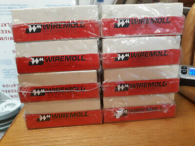 8 LOT V2448 Wiremold Device Box (NEW)