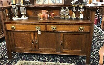 1900 1950 Sideboards Buffets Furniture Antiques Picclick