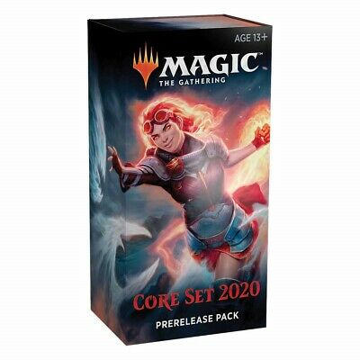 Core 2020 Pre-Release Pack - Magic the Gathering CCG - NEW SEALED [prerelease]