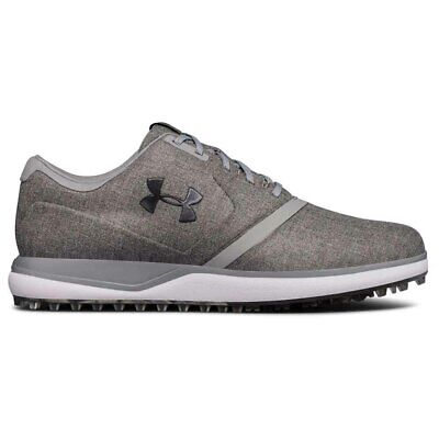 NEW Mens Under Armour Performance SL Sunbrella Golf Shoes Charcoal-Pick Size