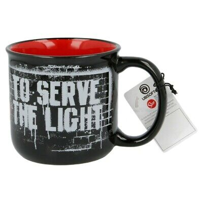 Taza Ceramica Desayuno 385 Ml | Assassins Creed Dark