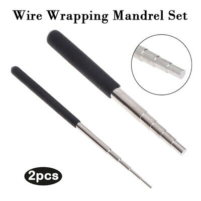 Quality Wire Wrapping Mandrel Set Jewellery Making Wire Work Crafts Tools