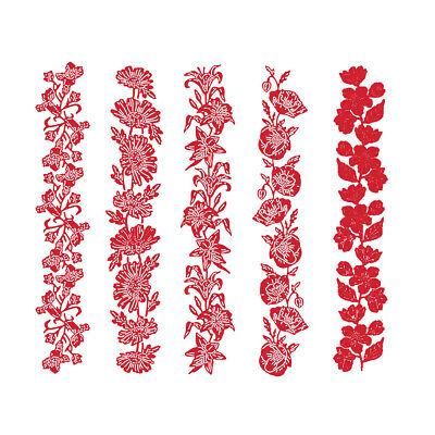 Flower String Metal Cutting Dies Stencil For Diy Scrapbooking Paper Cards Crafts