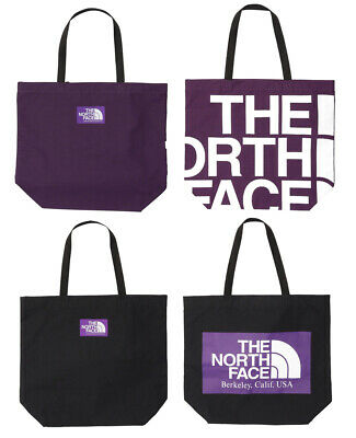 2019 A/W The North Face Purple Label Logo Tote Bag 2colors From japan New