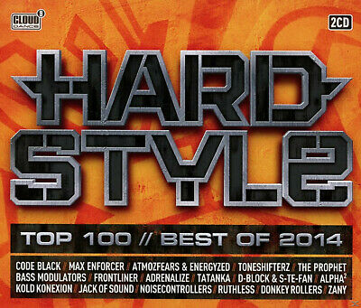 VARIOUS - Hardstyle Ultimate Collection/Best 2014 - (CD)