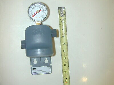 3M Water Filter Head VH3 with pressure gage