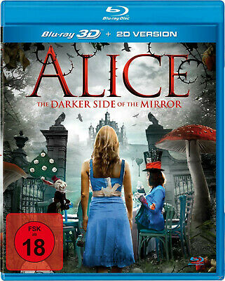 Alice - The Darker Side Of The Mirror - (3D Blu-ray (+2D))