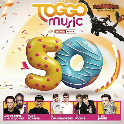 VARIOUS - Toggo Music 50 - (CD)