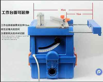 Multifunction dust sawing machine table saw cutting laminate solid wood floor na