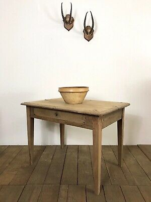 18th Century Antique French Oak Table