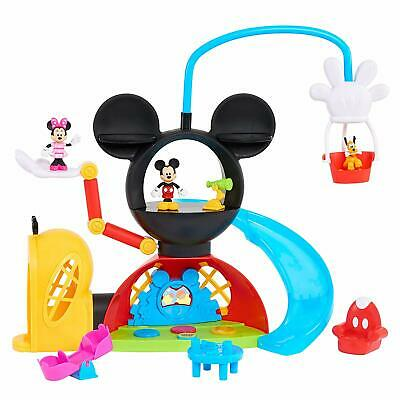 Disney Mickey Mouse Clubhouse Adventures Playset 11 Pieces, NEW! 2019!