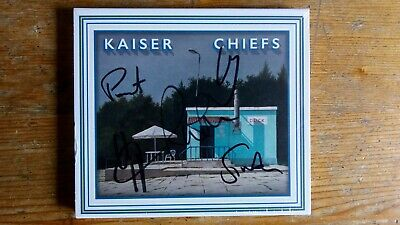 Kaiser Chiefs - Duck (CD) Yorkshire Edition Signed/Autographed