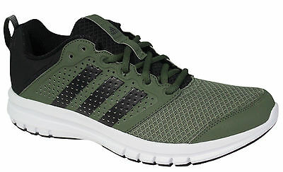 NEUF POUR HOMME Adidas Madoru 2 M Noir Running Baskets Athlétique Chaussure