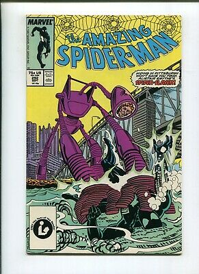 Amazing Spiderman #292 (9.2) Growing Pains! 1987