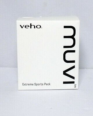 Veho Muvi Extreme Sports Pack NEW for Micro DV Camcorder
