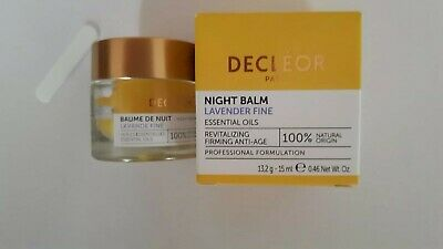 Decleor Lavender Fine Night Balm 15ml (Formerly Prolagene Lift) New Packaging