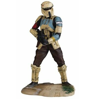 Gentle Giant Star Wars Rogue One 1/8 Shoretrooper Statue New Free Delivery!
