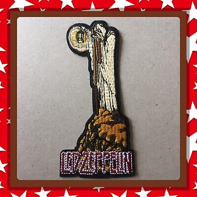 🇨🇦 LED Zeppelin Stairway To Heaven Patch  Sew On/stick On Cloth/new 🇨🇦 #44