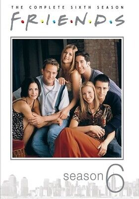 Friends: The Complete Sixth Season (DVD,2003)