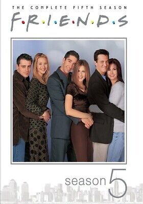 Friends: The Complete Fifth Season (DVD,2003)