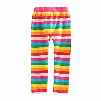 The Childrens Place Toddler & Baby Girl Leggings Stripes Rainbow 6-9 Months