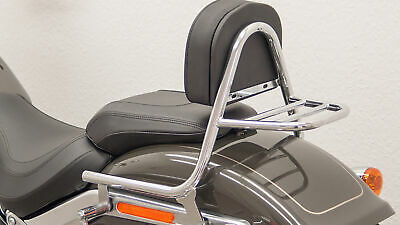 FEHLING Beifahrer Sissy Bar HD Softail Deluxe/Softail Heritage Classic/Softail F