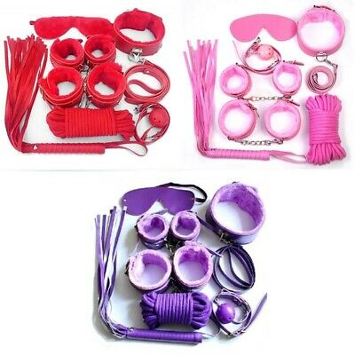 New Adult Bondage Fetish Starter kit adult/ sub/ dom/ bdsm