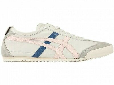 Asics Onitsuka Tiger Women MEXICO 66 DELUXE 1182A048 Cream  Breeze With shoe bag