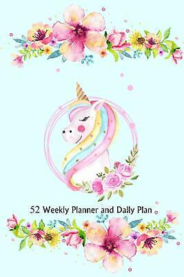 Weekly Planner And Daily Plan Mini Calendar 2019 2020 Two Year Daily Planner Jou