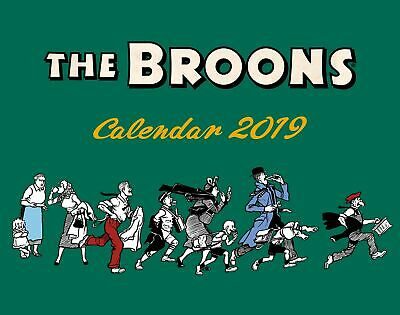 BEST The Broons Calendar 2019 2019 Calendars 2019 About The Author The UK STOCK