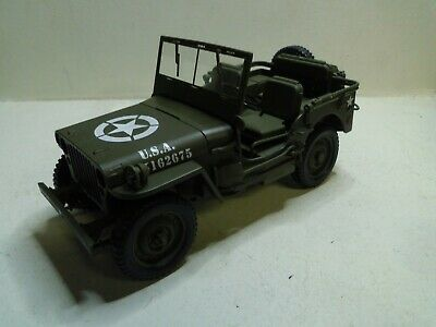 1/18 Welly Jeep Willys