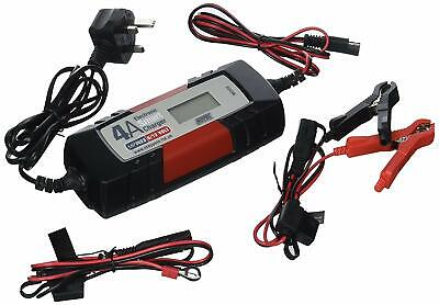 BEST 7423A Battery Charger Auto Electronic 4A 12V Whether Your Car Battery GIFT