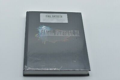 Final Fantasy XV : The Complete Official Guide Collector's Edition (SEALED)