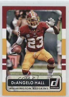 ad08f380 DEANGELO HALL WASHINGTON Redskins Jersey Custom Mcfarlane Football ...