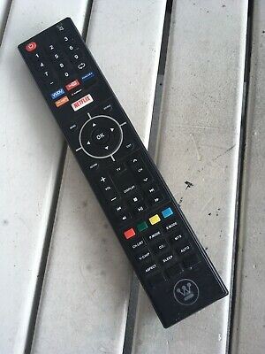 NEW REMOTE CONTROL for Westinghouse Smart TV WE50UB4417