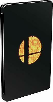 Super Smash Bros. Ultimate - Nintendo Switch (Steel Book case)