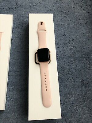 Apple Watch Series 4 40 mm rosegold