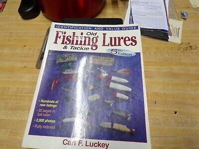 fishing lures and tackle  collectors price guide 5th edition