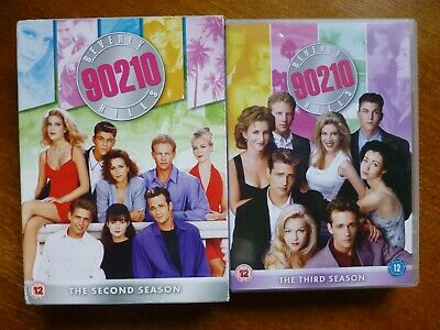 Beverly Hills 90210 DVD, Complete Seasons 2 and 3