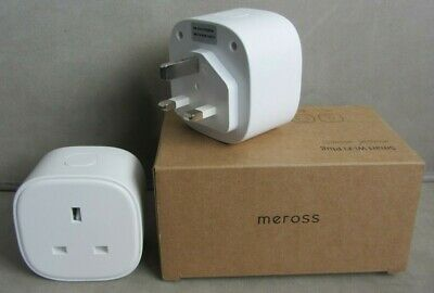 MEROSS MSS210 SMART Plug WiFi Wireless Timer Socket App