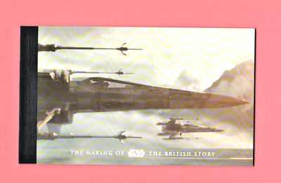 GB Prestige Booklet DY15 The Making of Star Wars The British Story