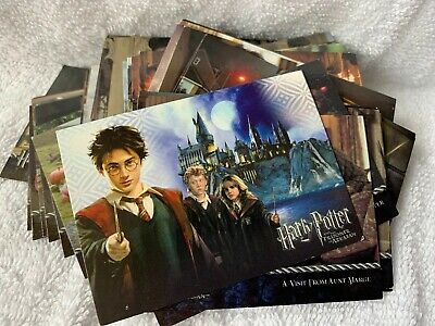 Harry Potter Trading Collectables Cards Prisoner Of Azkaban Cards Inc. 2004 Lot