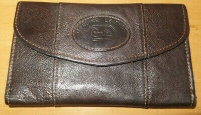 Vintage-1930.s-real leather- hand/wallet